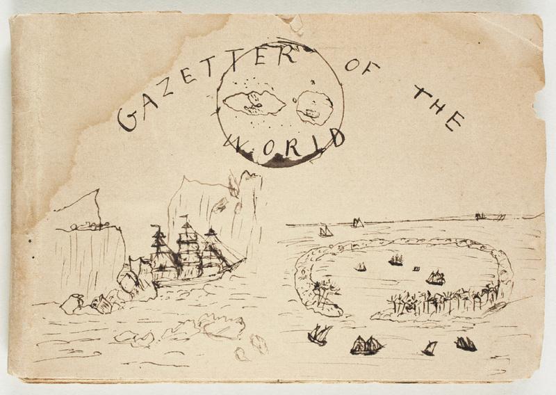 Gasetteer of the World Cover (Detail)
