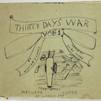 Thirty Days War (Cover Detail)