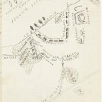 Battle of Popplington Plan of Battle (Detail)