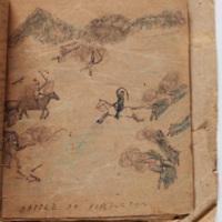 Complete History of Big Continent Battle of Poplington (Detail)