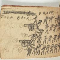 History of the World Battle of Poplington (Detail)
