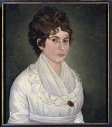 Portrait of Elizabeth Whiting Phelps Huntington