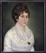 Portrait of Elizabeth Whiting Phelps Huntington