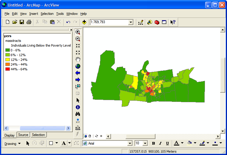 Amherst College IT : GIS : Mapping Place-Name Data